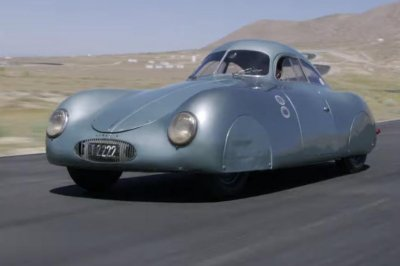 World's 1st 'Porsche'-badged car expected to fetch $20M at auction
