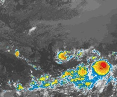 Eastern Pacific Ocean to give birth to tropical storms this week