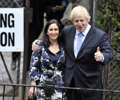 British PM Boris Johnson, wife reach settlement en route to divorce