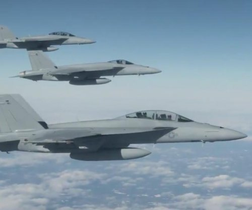 U.S., Boeing send 3 Super Hornets to Finland for aircraft upgrade