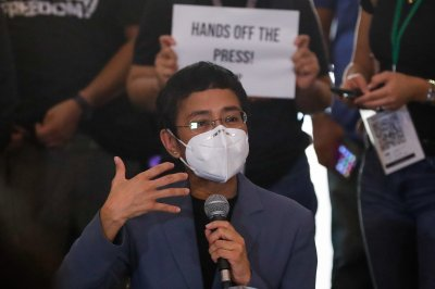 Philippine journalist Maria Ressa convicted of cyber libel