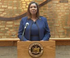 New York AG announces police body camera reforms