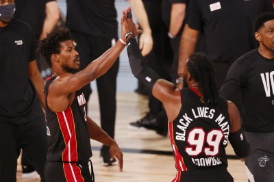 NBA Finals: Jimmy Butler powers Heat to Game 3 win over Lakers