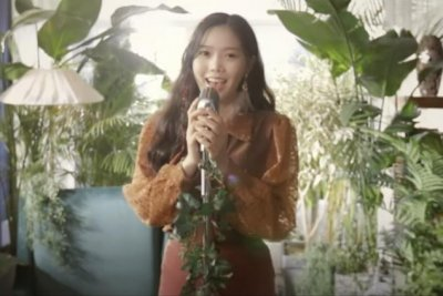 Oh My Girl's Hyojung releases song for 'Raya and the Last Dragon'