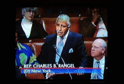 House votes to censure Rangel