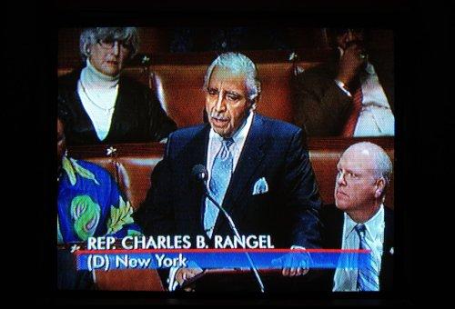 House votes to censure Rangel
