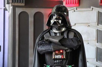 Darth Vader announces he is running for president of Ukraine