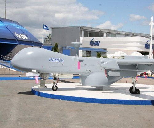 Thales, IAI demo new NATO STANAG 7085 data link on UAV