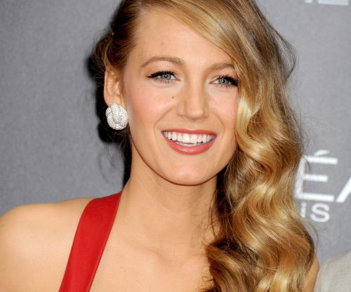 Blake Lively shares 'perks of breastfeeding' photo