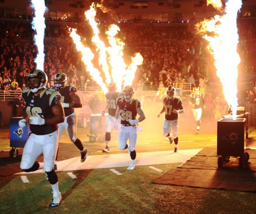 St. Louis Rams try to end season on high note