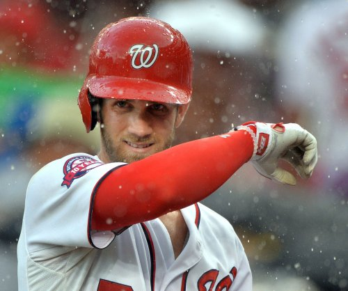 Philadelphia Phillies, Jeanmar Gomez retire Bryce Harper to beat Washington Nationals