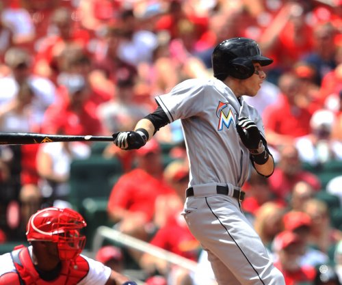 Christian Yelich's 10th-inning single sends Miami Marlins past Philadelphia Philliies