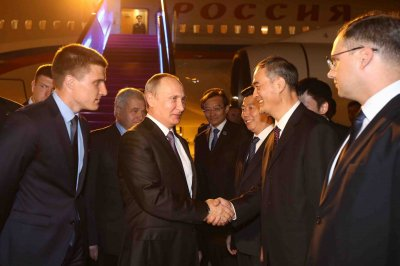 Why Russians support President Vladimir Putin's foreign policy