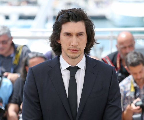 Adam Driver delivers scholarship to daughter of injured veteran