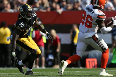 Martavis Bryant: Pittsburgh Steelers wide receiver will be inactive Sunday vs. Detroit Lions