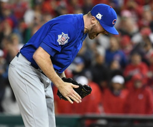 Colorado Rockies, RHP Wade Davis agree to three-year, $52 million deal