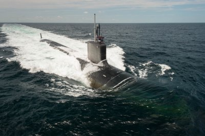 Electric Boat tapped for repair parts for Virginia-class subs