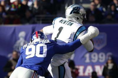 Tampa Bay Buccaneers DE Jason Pierre-Paul arrives at camp ready to go