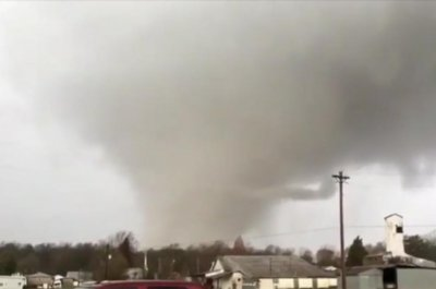 Tornadoes pepper parts of Midwest as storm system heads east