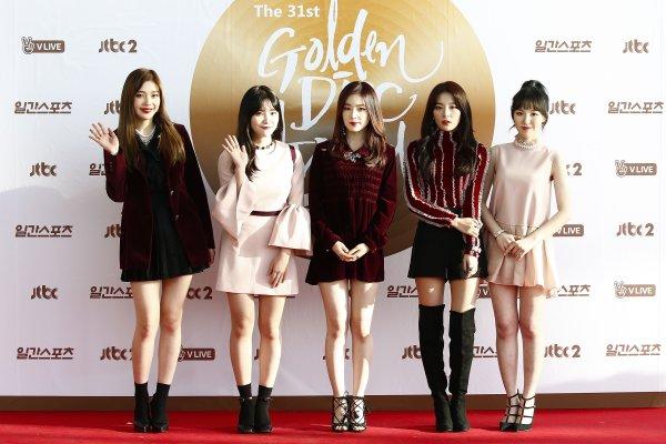 Look: Red Velvet teases 'Umpah Umpah,' new EP - UPI com