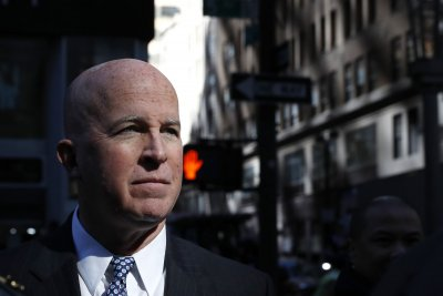NYPD Commissioner James O'Neill resigns