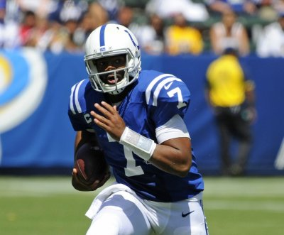 Indianapolis Colts QB Jacoby Brissett to return vs. Jacksonville Jaguars