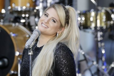Meghan Trainor performs 'Babygirl' on 'GMA'
