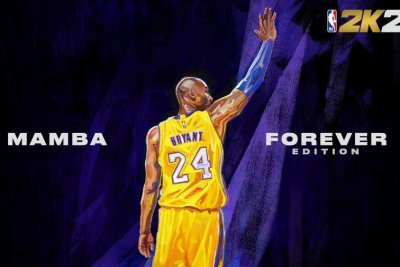 Kobe Bryant to appear on cover of 'Mamba Forever' edition of 'NBA 2K21'