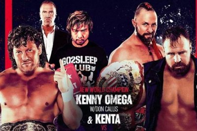 AEW Dynamite: Kenny Omega, Kenta face Jon Moxley and Lance Archer