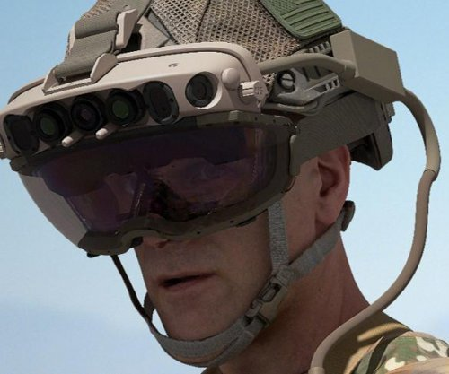 Microsoft to make augmented-reality headsets for the Army