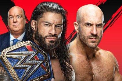 WWE WrestleMania Backlash: Roman Reigns battles Cesaro