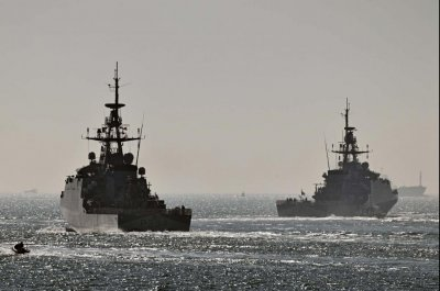 British warships set sail to Indo-Pacific as new carrier prepares for joint exercises
