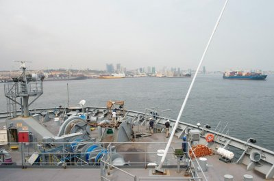 , USS Hershel 'Woody' Williams pulls into Angola port for scheduled visit, Forex-News, Forex-News