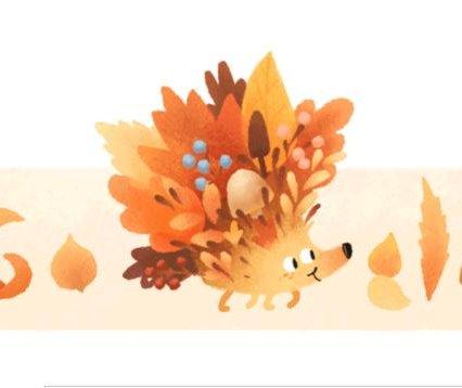 Google celebrates autumn, spring with new Doodles