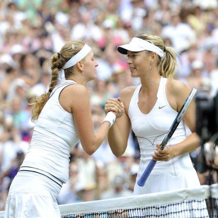 Sharapova tops Wimbledon women's seeding