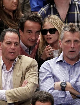 Mary-Kate Olsen and Olivier Sarkozy get engaged