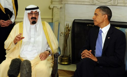U.S.-Saudi enemy? The media