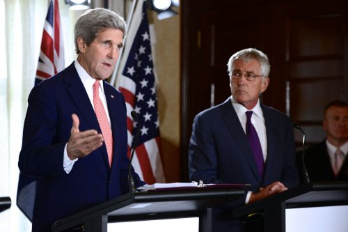 NATO leaders agree to form anti-Islamic State coalition chaired by Britain and U.S.