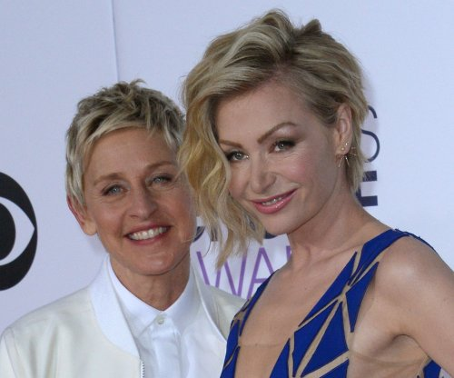 Ellen DeGeneres talks motherhood and wife Portia de Rossi