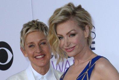 Ellen DeGeneres talks motherhood and wife Portia de Rossi