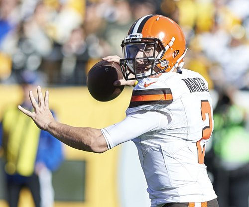 Cleveland Browns to start Johnny Manziel for entire season