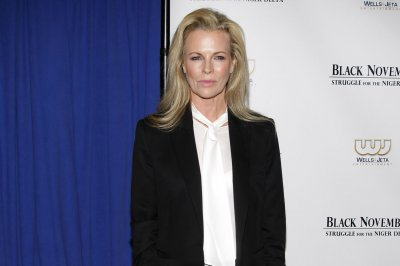 Kim Basinger joins 'Fifty Shades Darker' as Christian Grey's former lover
