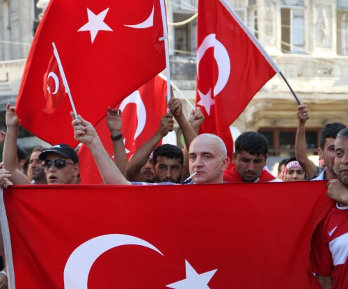 Nearly 3,000 arrested after failed Turkey coup
