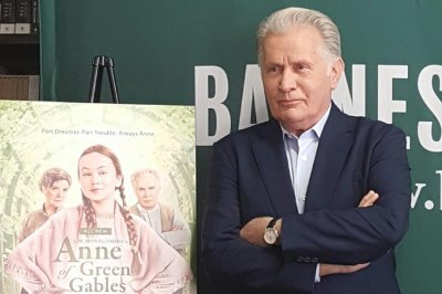 Martin Sheen says his son convinced him to play Matthew in 'Anne of Green Gables'