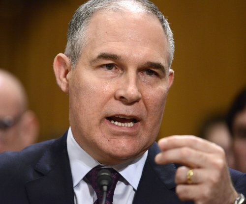 Watch live: Scott Pruitt's confirmation hearing for EPA