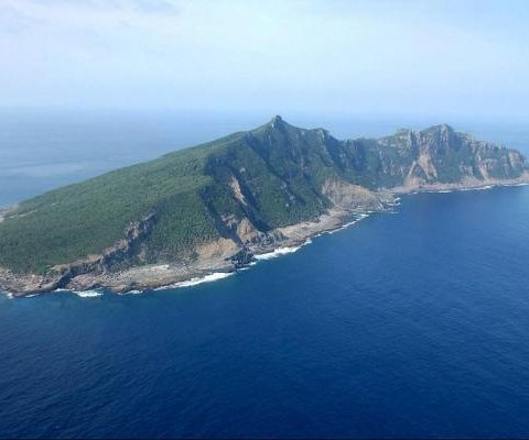 Chinese coast guard sails near Japan's Okinawa, Senkaku Islands