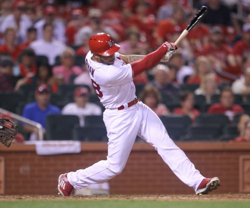 Tommy Pham, Magneuris Sierra lead St. Louis Cardinals to win over Chicago Cubs