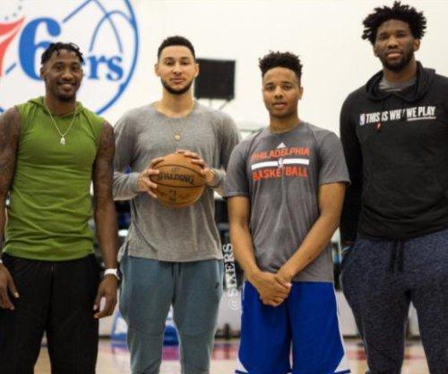 Philadelphia 76ers, Boston Celtics trade top NBA draft picks after Markelle Fultz workout