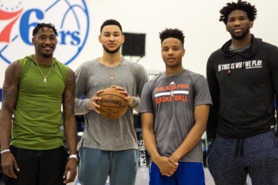 Philadelphia 76ers, Boston Celtics trade top NBA draft picks after Markelle  Fultz workout - UPI.com