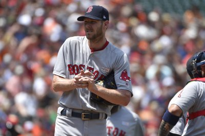 MLB: Chris Sale, Luis Severino square off as Boston Red Sox continue series vs. New York Yankees